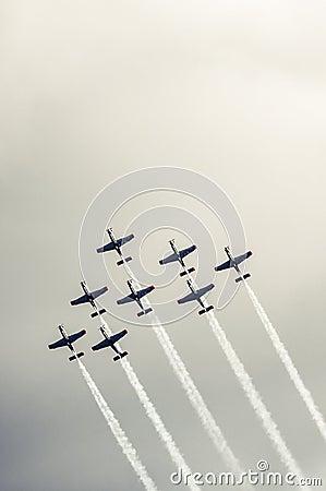 飞行表演2013年,拉多姆2013年8月30日 编辑类照片