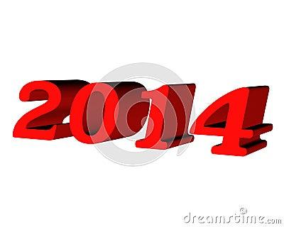 2014 3d text