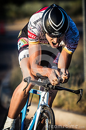 Free 2014 Cascade Cycling Classic Road Race Stock Photography - 42545682