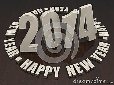 2014 guten Rutsch ins Neue Jahr