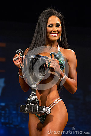 Free 2014 IFBB Toronto Pro Supershow Royalty Free Stock Photography - 41246047