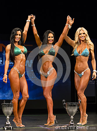Free 2014 IFBB Toronto Pro Supershow Royalty Free Stock Photos - 41246058