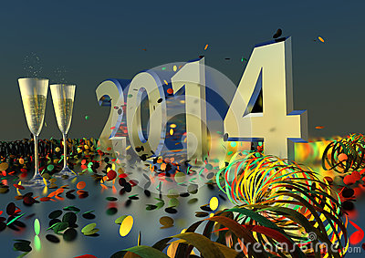 2014 New Years Eve
