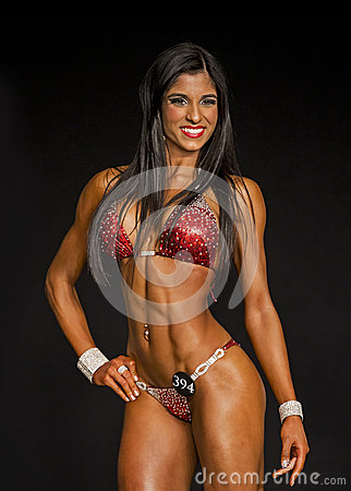 Free 2014 NPC Universe Championships Royalty Free Stock Photography - 42419787