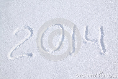 2014 on the snow