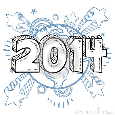 2014 year celebration