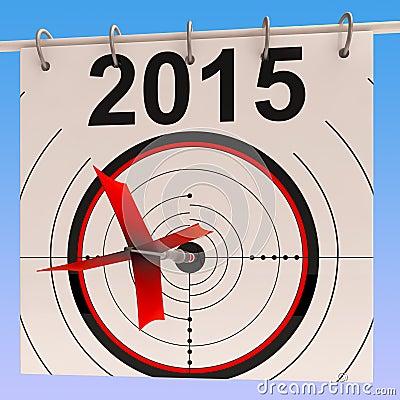 2015 Goals Clip Art