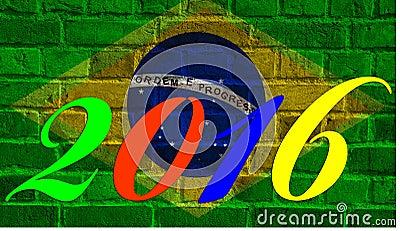 2016 Rio, Brazil