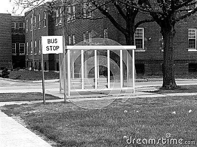 公共汽车站