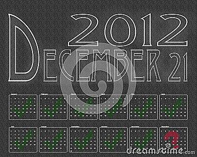 21-ое декабря