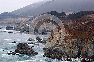 加利福尼亚中央陆岬