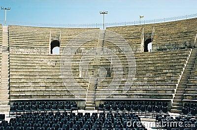 古色古香的罗马剧院