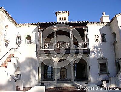 地中海的豪宅