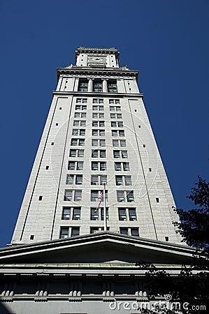 大厦clocktower