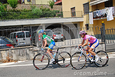23° International Women s Tour of Italy Editorial Image
