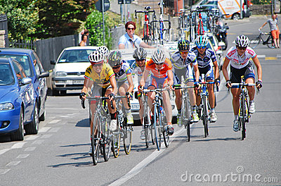 23° International Women s Tour of Italy Editorial Photography