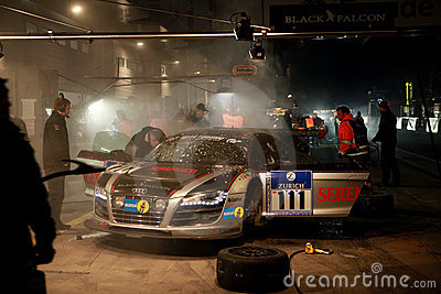 24 Hour Race Nuerburgring Editorial Stock Photo