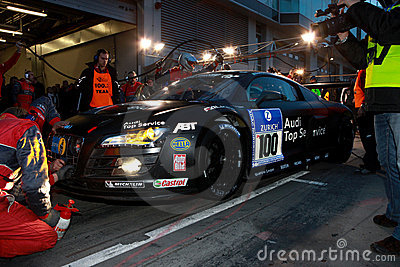 24 Hour Race Nuerburgring Editorial Image