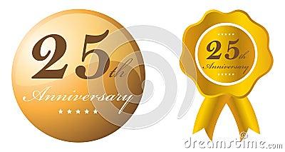 25. Jahrestag