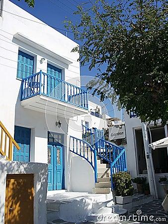 房子mykonos