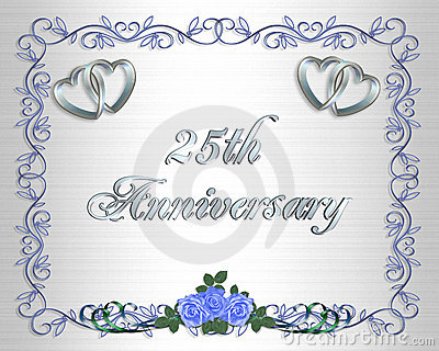 Printable Wedding Anniversary Cards on Printable 25th Anniversary Wedding Certificates               Wealink