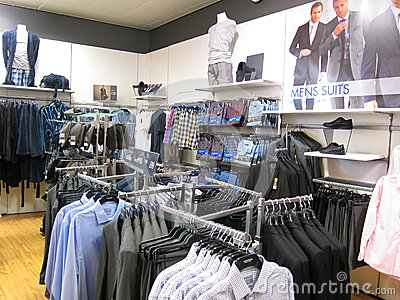 Mens clothes store. Girls clothing stores