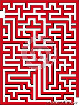 2D maze