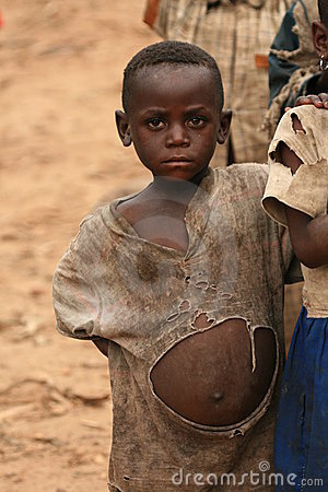 Free 2nd Nov 2008. Refugees From DR Congo Royalty Free Stock Photography - 7515857