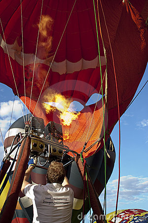 2nd Putrajaya International Hot Air Balloon Fiesta Editorial Stock Image