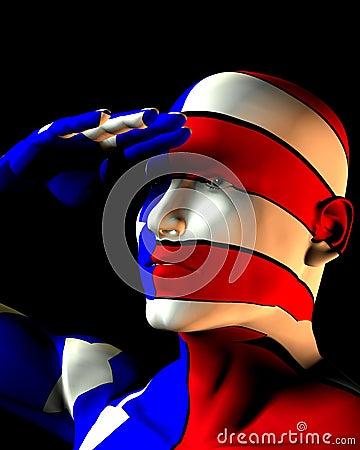 Αμερικανικό άτομο 3
