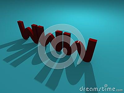 3-D WWW