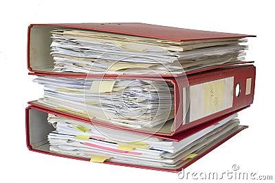 3 file folders