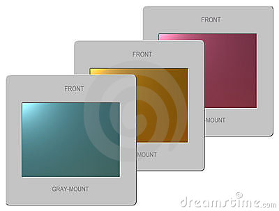 3 film transparancies