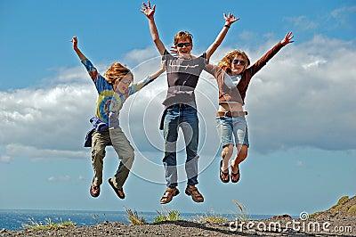 3 Jump for Joy