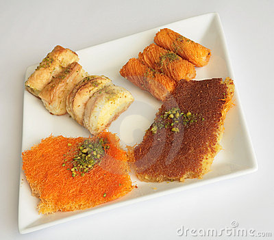3 Ramadanu ciasta