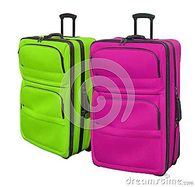 3 resväskor