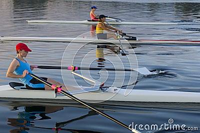 3 Rowers