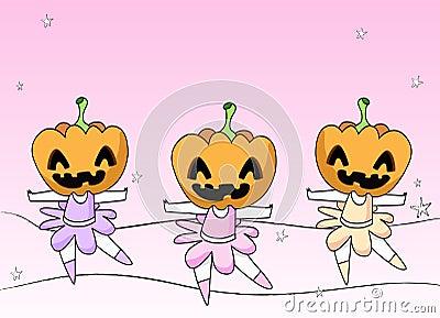 3 Spooky Ballerinas