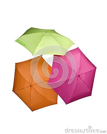 3 Umbrellas
