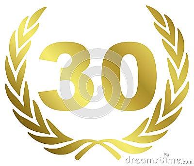 Anniversary symbol http berryls com blog wp includes 30 anniversary