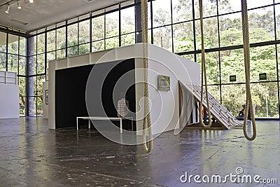 30 Sao Paulo Art Biennial Editorial Image