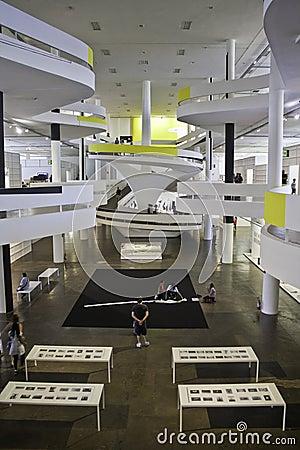 30 Sao Paulo Art Biennial Editorial Stock Image