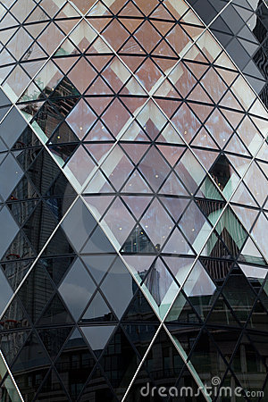 30 St Marys Axe aka  The Gherkin