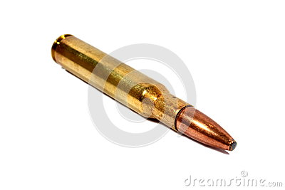 .306 Rifle Bullet