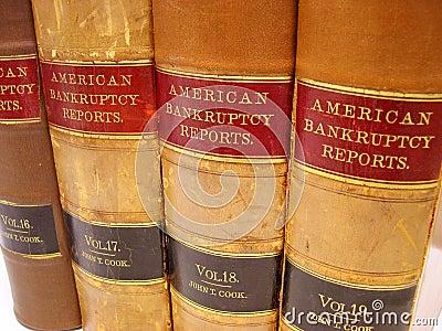 破产登记法律