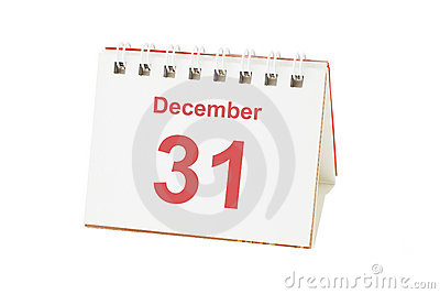 31 December new year eve