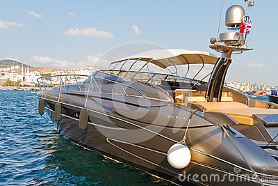 31st International Istanbul Boat Show Editorial Stock Image