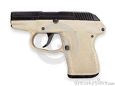 32 caliper automatic pistol