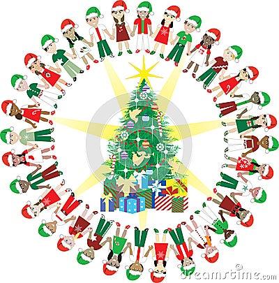 32 Kids Love Christmas World 2