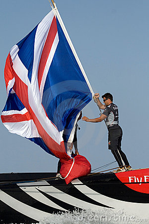 322nd America s Cup Editorial Photo